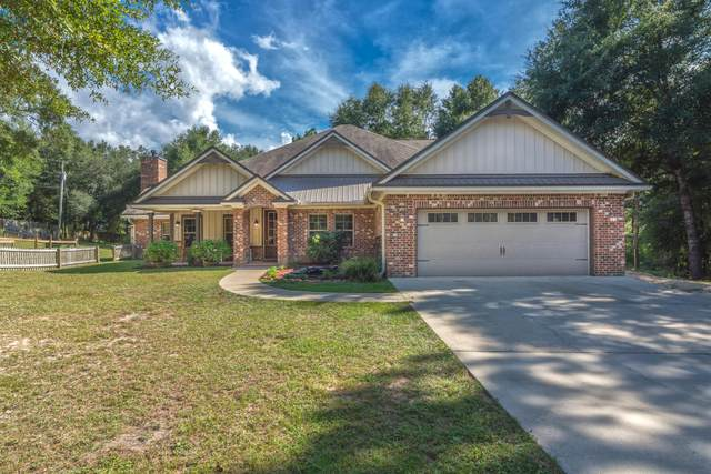 2734 Hugo Lane, Crestview, FL 32539 (MLS #855314) :: Berkshire Hathaway HomeServices Beach Properties of Florida