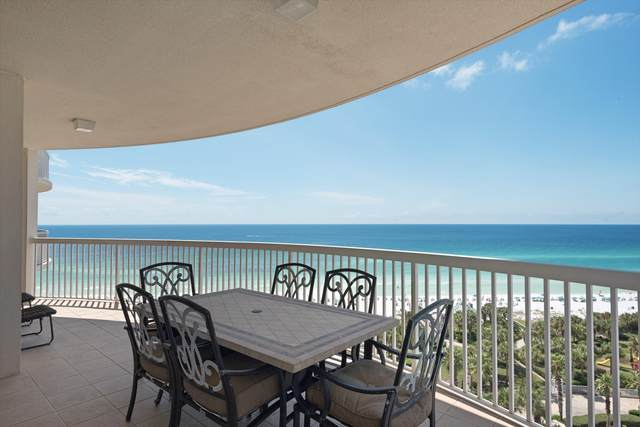 15400 Emerald Coast Parkway Unit 1008, Destin, FL 32541 (MLS #855337) :: Vacasa Real Estate