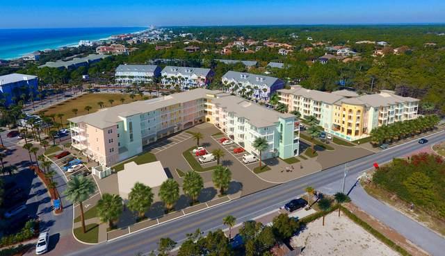 1740 S County Hwy 393 #104, Santa Rosa Beach, FL 32459 (MLS #855350) :: Linda Miller Real Estate
