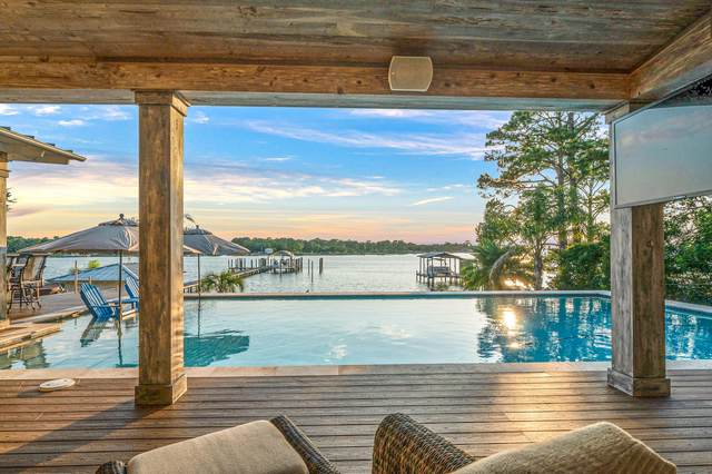 783 Bayou Drive, Destin, FL 32541 (MLS #855356) :: Berkshire Hathaway HomeServices Beach Properties of Florida