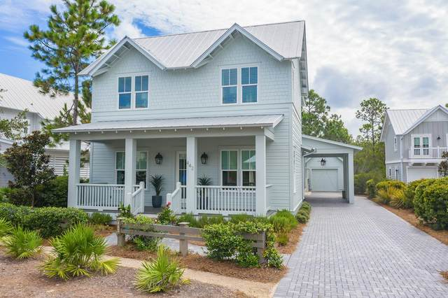 442 E Royal Fern Way, Santa Rosa Beach, FL 32459 (MLS #855370) :: 30A Escapes Realty