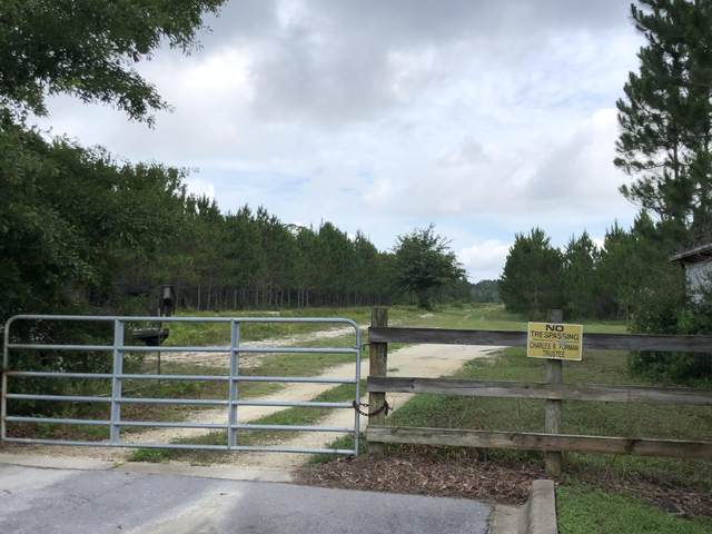 110 Acres S Chat Holley Rd, Santa Rosa Beach, FL 32459 (MLS #855406) :: Back Stage Realty