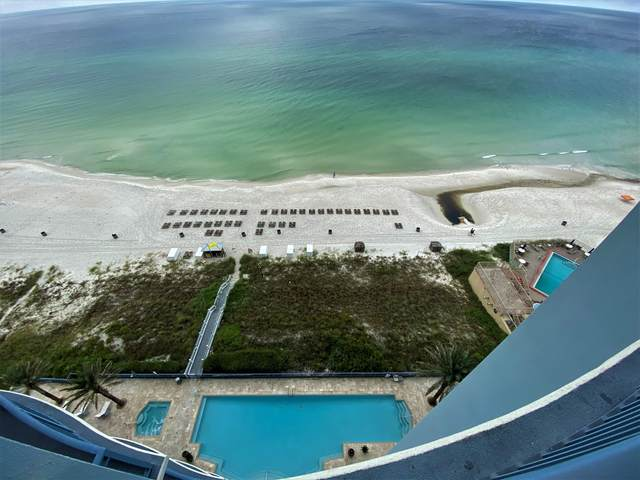 16701 Front Beach Road Unit 1205, Panama City Beach, FL 32413 (MLS #855410) :: Somers & Company