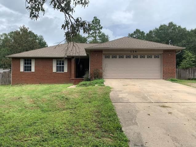 124 Jacob Drive, Crestview, FL 32536 (MLS #855414) :: Keller Williams Realty Emerald Coast