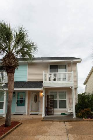 31 Chateau Road #31, Panama City Beach, FL 32413 (MLS #855448) :: Coastal Luxury