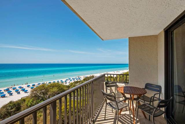 4100 E Co Highway 30-A Unit 402, Santa Rosa Beach, FL 32459 (MLS #855453) :: Luxury Properties on 30A