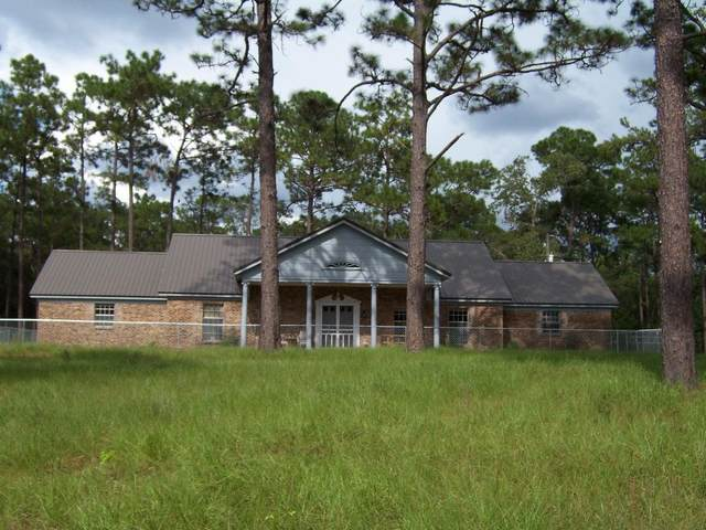 139 Oaklawn Drive, Defuniak Springs, FL 32435 (MLS #855468) :: Berkshire Hathaway HomeServices PenFed Realty