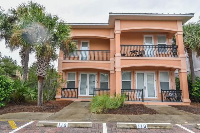 956 Scenic Gulf Drive Unit 110, Miramar Beach, FL 32550 (MLS #855470) :: Berkshire Hathaway HomeServices Beach Properties of Florida