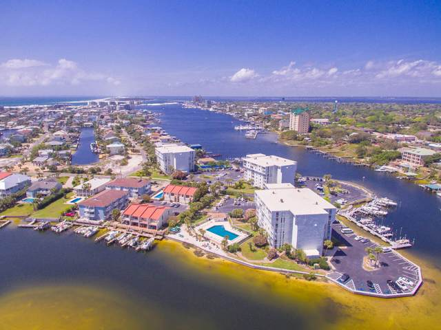 30 Moreno Point Road Unit 101C, Destin, FL 32541 (MLS #855528) :: Berkshire Hathaway HomeServices Beach Properties of Florida