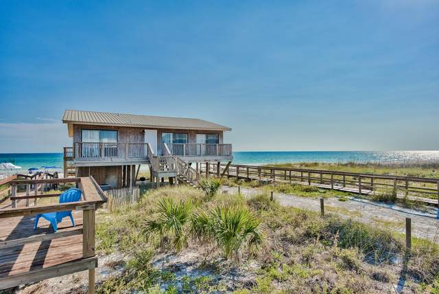 5357 W County Hwy 30A, Santa Rosa Beach, FL 32459 (MLS #855537) :: Engel & Voelkers - 30A Beaches