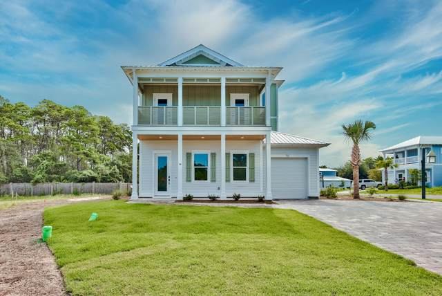 70 W Willow Mist Road, Inlet Beach, FL 32461 (MLS #855577) :: Engel & Voelkers - 30A Beaches