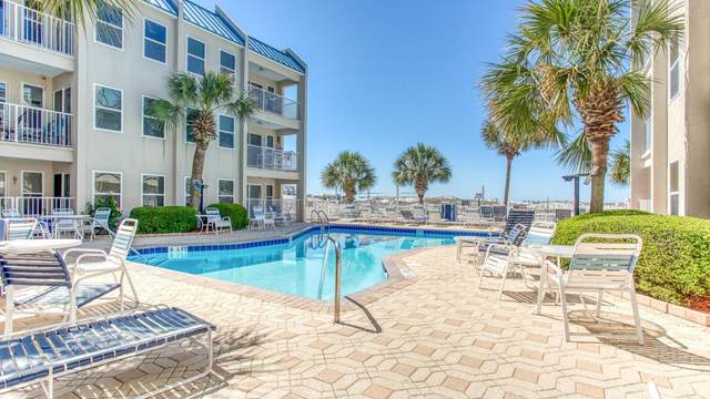 300 Gulf Shore Drive Unit 104, Destin, FL 32541 (MLS #855597) :: Back Stage Realty