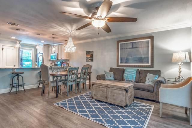50 Gossamer Lane #15, Panama City Beach, FL 32461 (MLS #855602) :: Linda Miller Real Estate