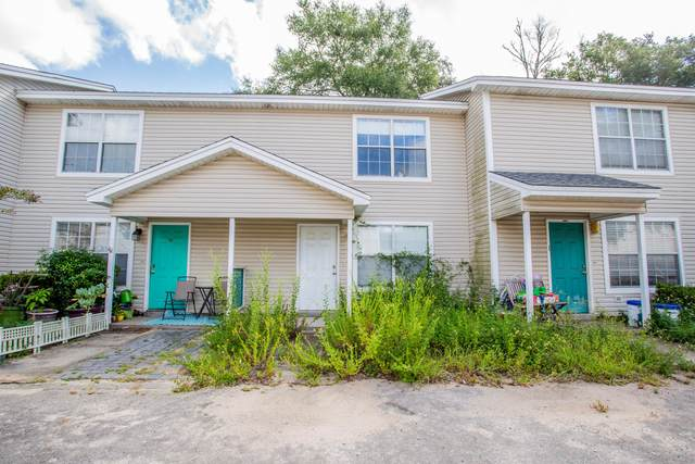 92 Bradford Street Unit 9, Fort Walton Beach, FL 32547 (MLS #855616) :: Somers & Company
