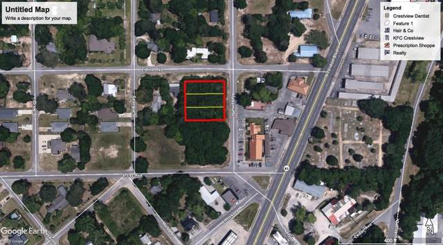 3 Lots Alabama Street, Crestview, FL 32536 (MLS #855628) :: Somers & Company
