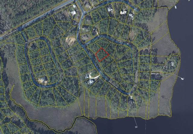 TBD Bayside Drive, Freeport, FL 32439 (MLS #855643) :: The Premier Property Group