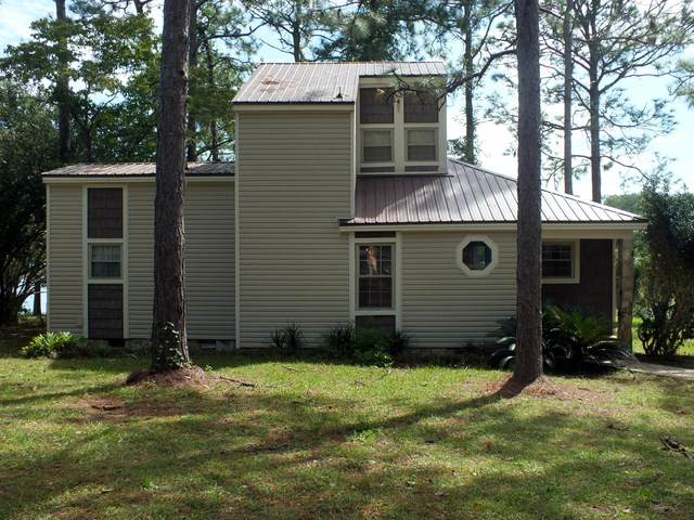 541 Kings Lake Boulevard, Defuniak Springs, FL 32433 (MLS #855655) :: Coastal Lifestyle Realty Group
