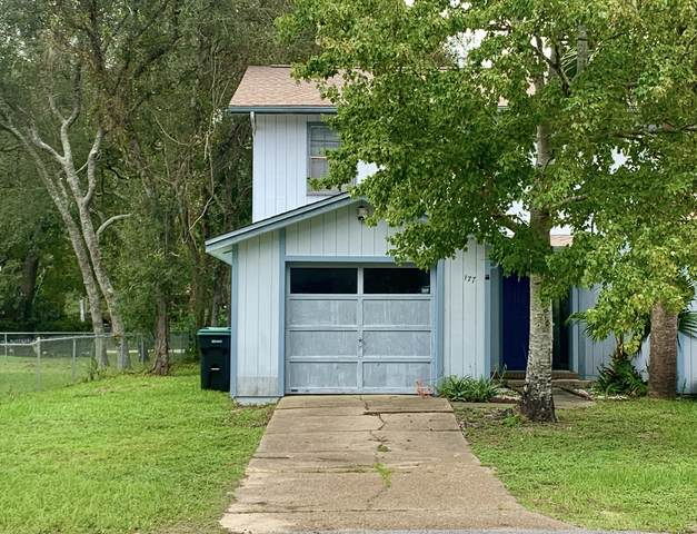 177 Richbourg Avenue, Shalimar, FL 32579 (MLS #855668) :: RE/MAX By The Sea