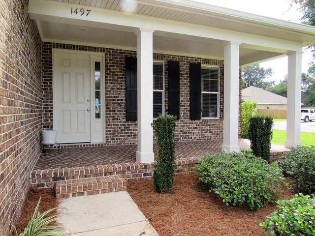 1497 Pine Street, Niceville, FL 32578 (MLS #855695) :: Keller Williams Realty Emerald Coast