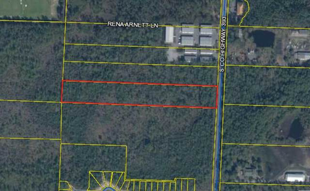 Lot S Co Hwy 393, Santa Rosa Beach, FL 32459 (MLS #855704) :: Coastal Lifestyle Realty Group
