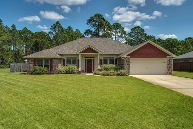 2380 Tumbleweed Road, Navarre, FL 32566 (MLS #855715) :: Linda Miller Real Estate