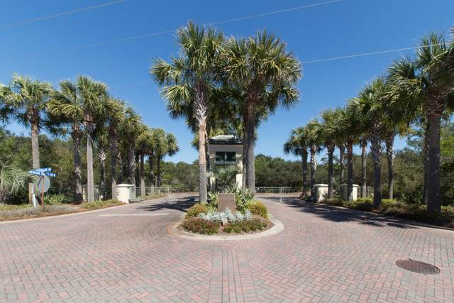 Lot 20 N Heritage Dunes Lane, Santa Rosa Beach, FL 32459 (MLS #855735) :: Linda Miller Real Estate