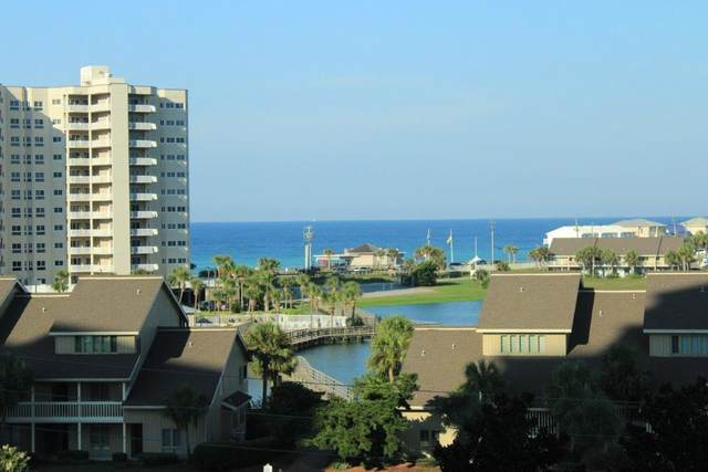 122 Seascape Drive Unit 509, Miramar Beach, FL 32550 (MLS #855750) :: Coastal Luxury