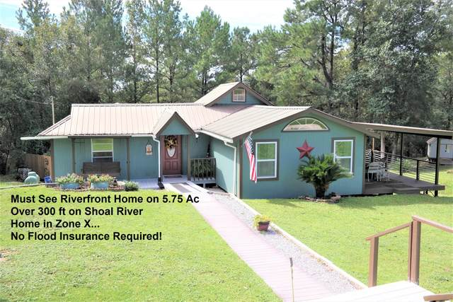 1677 Crowder Chapel Road, Crestview, FL 32539 (MLS #855757) :: 30a Beach Homes For Sale