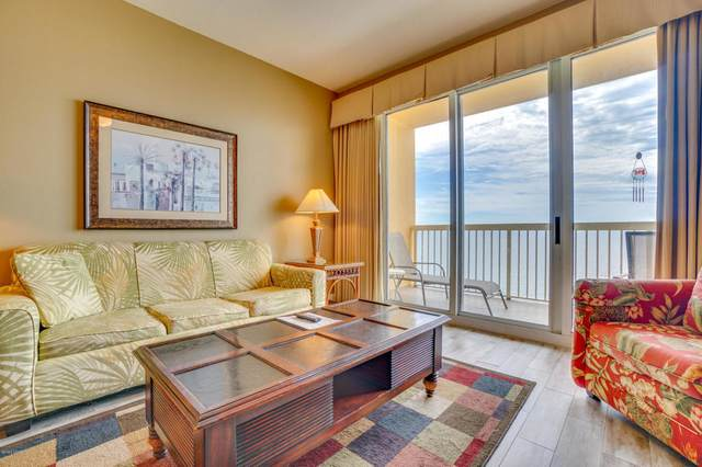 15817 Front Beach Road Unit 1808, Panama City Beach, FL 32413 (MLS #855777) :: Vacasa Real Estate
