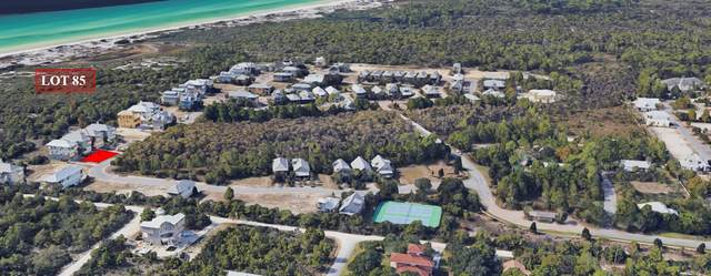 Lot 85 Cypress Drive, Santa Rosa Beach, FL 32459 (MLS #855779) :: Coastal Lifestyle Realty Group