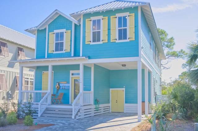 110 Loggerhead Lane, Port St. Joe, FL 32456 (MLS #855797) :: Classic Luxury Real Estate, LLC