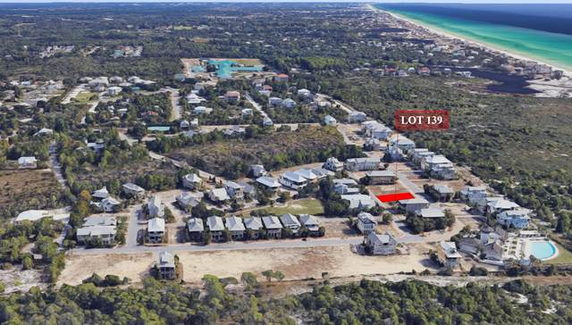 Lot 139 Cypress Drive, Santa Rosa Beach, FL 32459 (MLS #855803) :: Linda Miller Real Estate