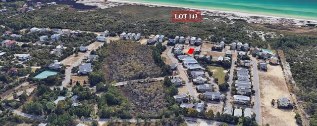 Lot 143 Cypress Drive, Santa Rosa Beach, FL 32459 (MLS #855806) :: Linda Miller Real Estate