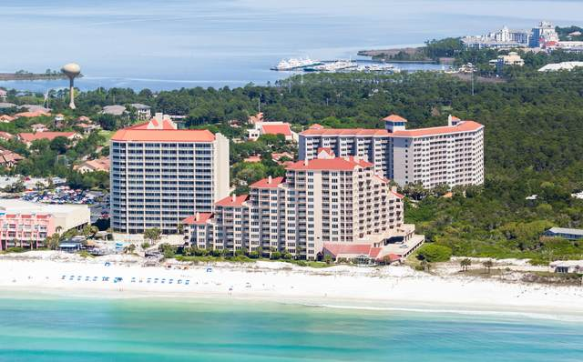 550 Topsl Beach Boulevard Unit 1204, Miramar Beach, FL 32550 (MLS #855845) :: Scenic Sotheby's International Realty
