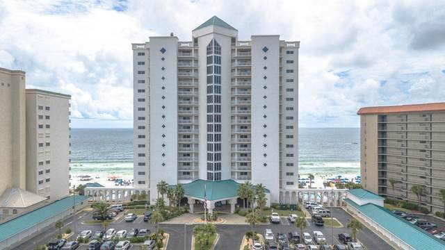6415 Thomas Drive #1701, Panama City Beach, FL 32407 (MLS #855860) :: Somers & Company