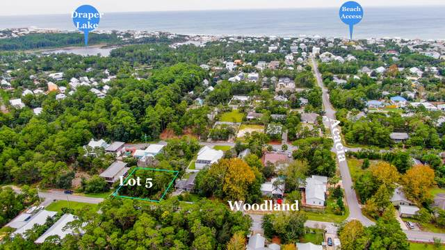 Lot 5 Woodland Drive, Santa Rosa Beach, FL 32459 (MLS #855866) :: Berkshire Hathaway HomeServices Beach Properties of Florida