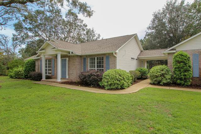 6689 Bryant Street, Navarre, FL 32566 (MLS #855870) :: Somers & Company