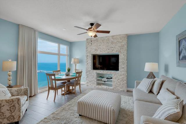 12011 Front Beach Road Unit 1507, Panama City Beach, FL 32407 (MLS #855885) :: Somers & Company