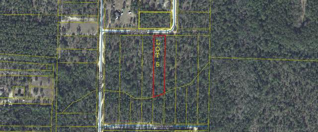 Lot 5 Squire Way, Defuniak Springs, FL 32433 (MLS #855938) :: Back Stage Realty