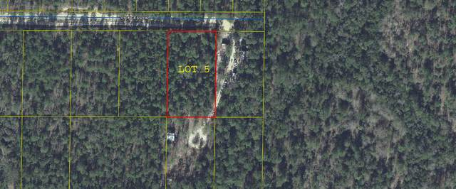 Lot 5 Princess Drive, Defuniak Springs, FL 32433 (MLS #855940) :: Luxury Properties on 30A