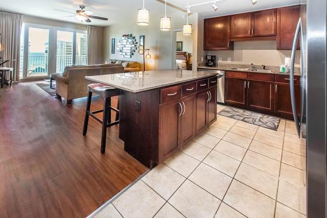 9860 S Thomas Drive Unit 710, Panama City Beach, FL 32408 (MLS #855945) :: Scenic Sotheby's International Realty