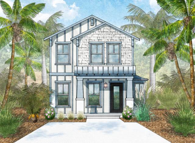 Lot 19 Magical Place, Santa Rosa Beach, FL 32459 (MLS #855946) :: Corcoran Reverie