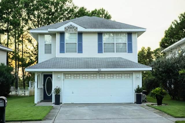 262 Twin Lakes Lane, Destin, FL 32541 (MLS #855992) :: Classic Luxury Real Estate, LLC