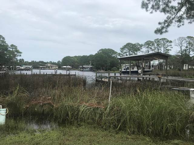 Lot 6 Bocage Bayou Est. ~ Mack Bayou Road, Santa Rosa Beach, FL 32459 (MLS #856002) :: Engel & Voelkers - 30A Beaches