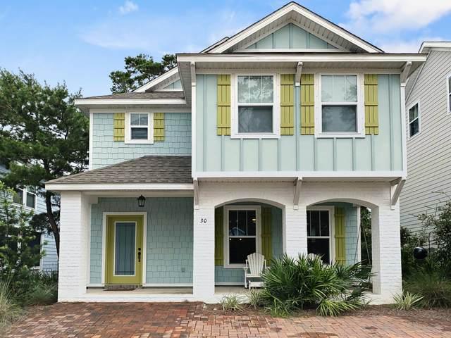 30 Sandpine Loop, Inlet Beach, FL 32461 (MLS #856024) :: Coastal Lifestyle Realty Group