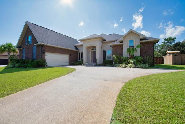 2021 Fontainebleau Court, Navarre, FL 32566 (MLS #856053) :: Somers & Company