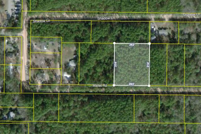 000 Mallet Road Lot 7 & 8, Freeport, FL 32439 (MLS #856068) :: Vacasa Real Estate
