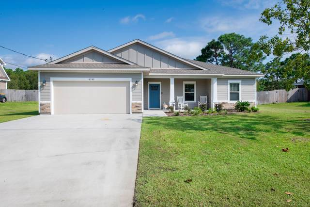 8240 Verdura Street, Navarre, FL 32566 (MLS #856086) :: Counts Real Estate on 30A
