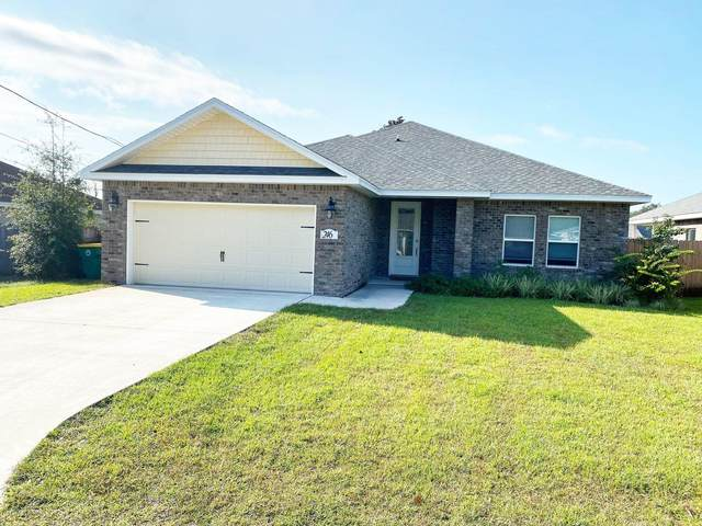 246 Terrance Lane, Mary Esther, FL 32569 (MLS #856117) :: Berkshire Hathaway HomeServices PenFed Realty
