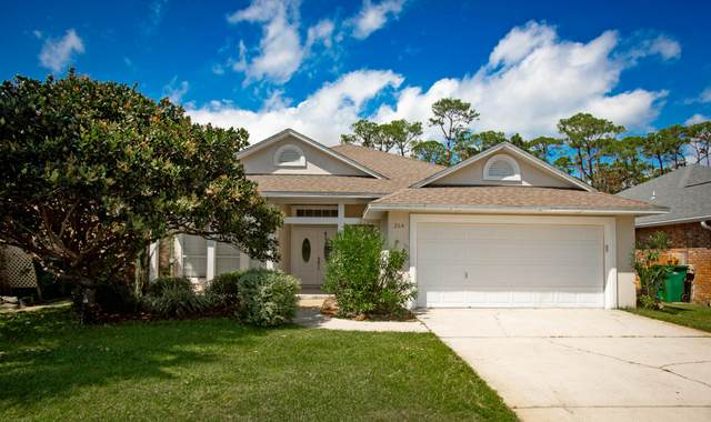 264 Tecumseh Lane, Mary Esther, FL 32569 (MLS #856118) :: Better Homes & Gardens Real Estate Emerald Coast